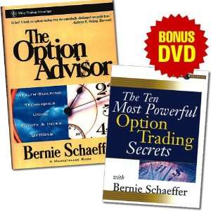 The Option Advisor & BONUS DVD Books
