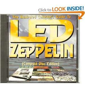 The illustrated collectors guide to Led Zeppelin Robert