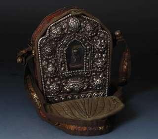 Magic weapon Ghau Box Fill Longevity Buddha Tibetan