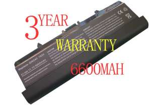 NEW Genuine Dell Inspiron 1525 1526 1545 9 Cell Battery 85Whr D608H