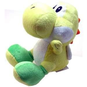 Super Mario Brothers Yoshi Yellow Ver 6 Plush Toys