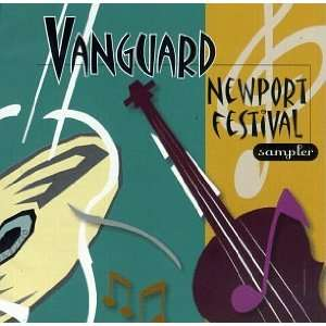 Vanguard Newport Folk Festival Sampler Various Artists