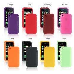 Premium Apple iPhone 3G/3GS Silicone Case