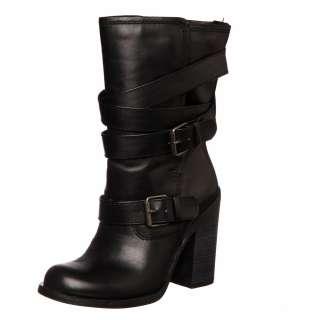 Jessica Simpson Womens Tylera Black Short Boots FINAL SALE