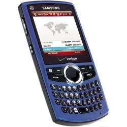 Samsung Saga GSM Unlocked Blue Cell Phone