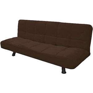 Your Zone Mini Futon Lounger Sofa Bed PICK COLOR NEW