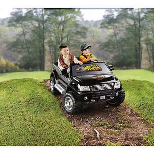 Power Wheels Harley Davidson Ford F150 Ride On