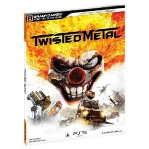 Twisted Metal Signature Series Guide (Signature Series