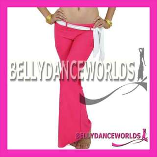 SPORTS COSTUME SET CHOLI WRAP TOP FLARE PANTS BOLLYWOOD DANCING