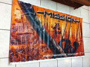 Mission by Mathews Banner bows