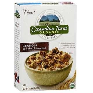 Farm Organic Dark Chocolate Almond Granola, 13.25 oz, 5ct (Pack of 5