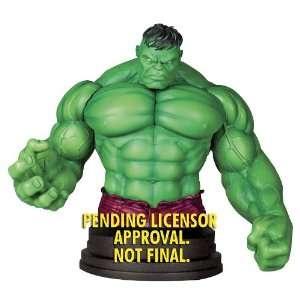 Gentle Giant Studios The Incredible Hulk Mini Bust Toys