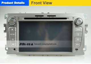 DIN HD Car GPS DVD Player for Ford Focus MONDEO