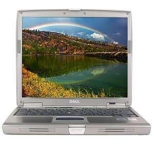 Dell Latitude D610 Pentium M 725 1.6GHz 512MB 40GB