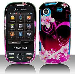 Love Samsung Messager Touch Protector Case