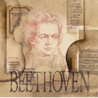 Tribute to Beethoven Prints by Marie Louise Oudkerk at AllPosters