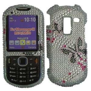 Butterfly Full Diamond Bling Case Cover for Samsung