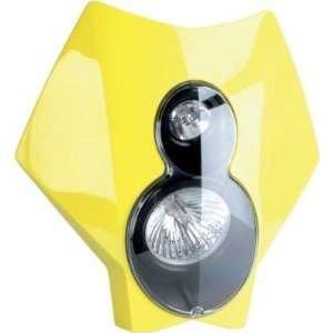 Trail Tech X2 HID Headlight Kit   Yellow 36E7 70