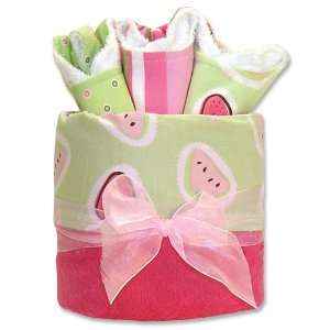 Trend Lab Blanket Gift Cake, Juicie Fruit Baby