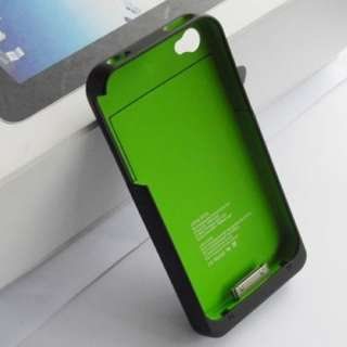 Slim External Battery Case Cover Power charger for iPhone 4 4S