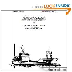 US Army, Technical Manual, TM 55 1905 223 24P 1, LANDING CRAFT UTILITY