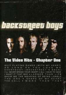 Backstreet Boys   Greatest Hits Chapter One (DVD)