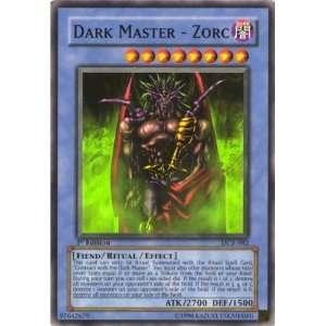 Yu Gi Oh   Dark Master   Zorc   Dark Crisis   #DCR 082