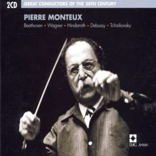 Great Conductors of the 20th Century Pierre Monteux