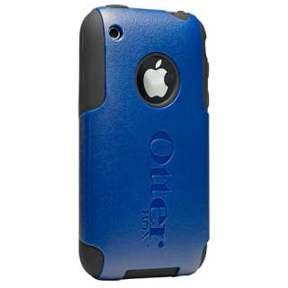 OTTERBOX COMMUTER HARD CASE APPLE IPHONE 3G and 3GS ~ BLUE BRAND NEW