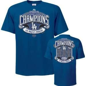 Youth 2009 National League Champions Roster Tee