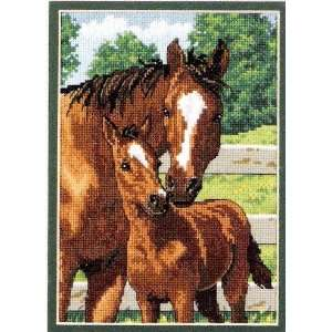 Mothers Pride Horses Gold Collection Petites Arts, Crafts & Sewing