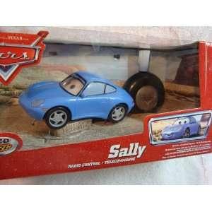 Disney Pixar Sally Radio Control Car Approx 1/24 Scale Toys & Games