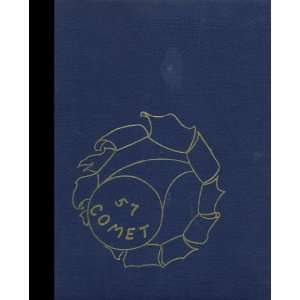 Reprint) 1957 Yearbook Delavan High School, Delavan, Wisconsin 1957