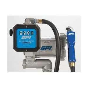 Pump,fuel Transfer,1/3 Hp,auto Nozzle   GPI