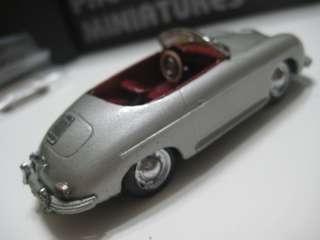 Precision Miniatures Pro Built Porsche 356A Speedster