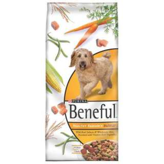 Beneful Healthy Radiance Dog Food, 3.5 Lb Dogs