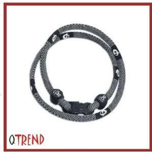 PHITEN X30   Rakuwa Titanium Nylon Vine Neckles/Bracelet
