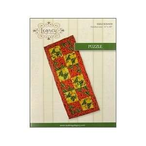 Legacy Puzzle Table Runner Pattern