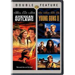 American Outlaws / Young Guns II (Widescreen) Movies