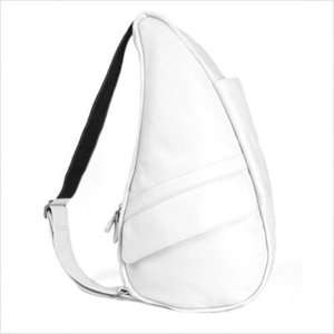 AmeriBag Healthy Back Bag Extra Small Classic Leather Tote Bag Bags