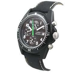 Esprit Mens Chronograph Black Dial Watch