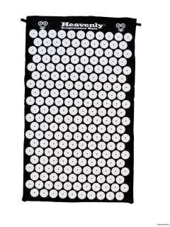 Heavenly Acupressure Mat   yantra shakti prana spike mat 741326000014