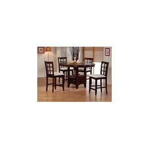 Set with Round/Oval Table Top by Coaster   100168: Home & Kitchen