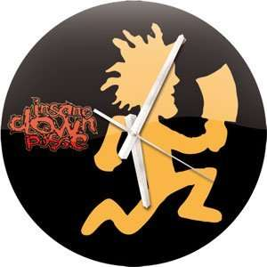 ICP Insane Clown Posse Hatchetman Clock: Home & Kitchen