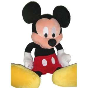 Disney Giant Mickey Mouse Plush Toy    41 Baby