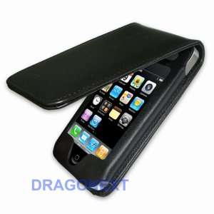 Brand New Leather Flip Case For Apple Iphone 4 4G 16GB