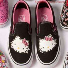 seriously hello kitty vans soo gotta have em
