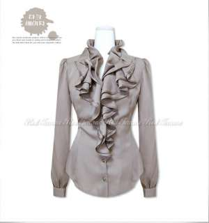 Women High Quality Business Career Office Top/Clothes