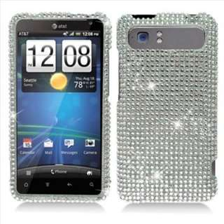 Diamond Hard Case Cover for AT&T HTC Vivid LTE 4G Accessory
