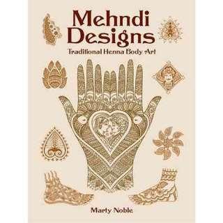 Mehndi Designs Traditional Henna Body Art, Noble, Marty